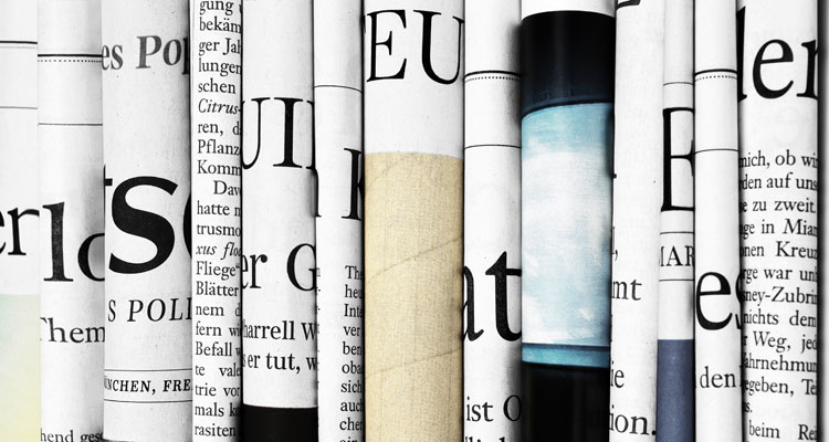 News - Zeitungen