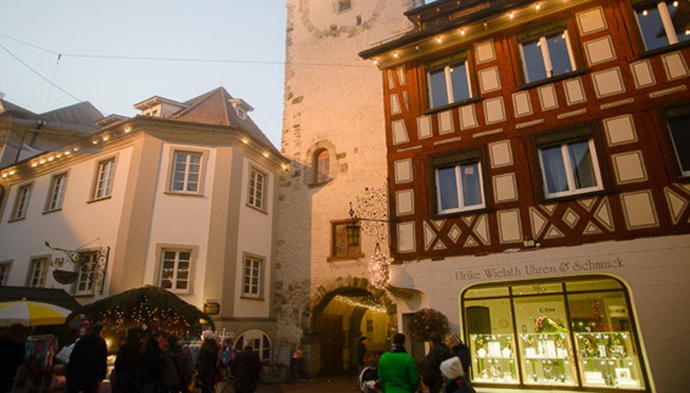 Handel in Markdorf