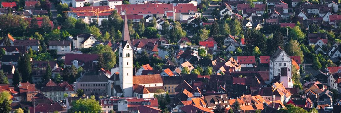 Markdorf-City - Stadt