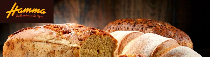 Bäckerei & Konditorei Hamma